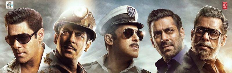 नागपुर पुलिस को काफी पसंद आया 'भारत' का ट्रेलर, पोस्टर को यूँ किया यूज़