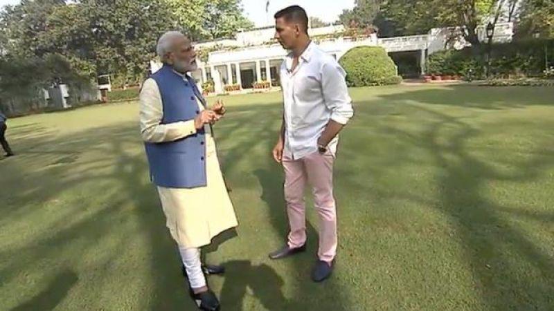 PM मोदी को अक्षय कुमार ने बताया सेहत का राज, जानिए क्या है 7, 12, 5, 40 का सीक्रेट?