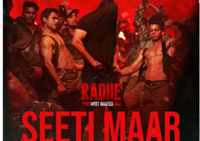 Radhe: 'Seeti Maar', Salman-Disha duo song on fire