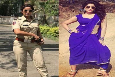 लेडी सिंघम के रोल में नज़र आएगी ये भोजपुरी अभिनेत्री