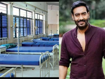 Ajay extends helping hand to corona patients, donates Rs 1 crore to BMC