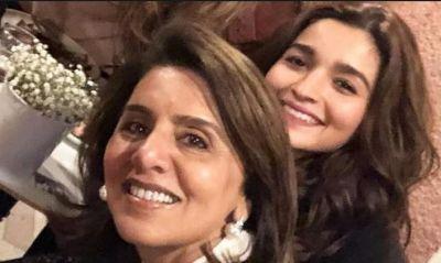 आलिया भट्ट ने बताया रणबीर की मॉम क्यों करती हैं उन्हें पसंद