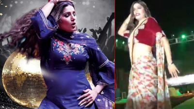 Sapna Chaudhary wreaked havoc on this song, video is being watched a lot!