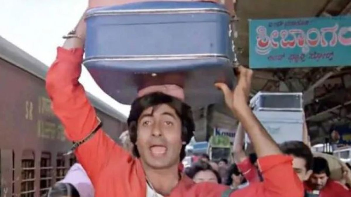 37 years ago the whole country cried; when Amitabh Bachchan met with such a big incident!