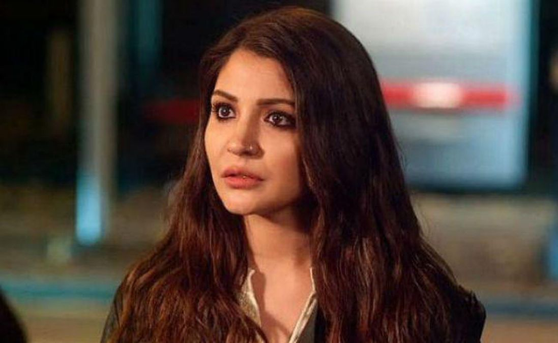 Anushka raised voice for the 3-year-old innocent; case of  gangrape and murder