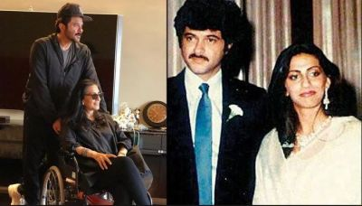 When Anil Kapoor's wife had to go on the honeymoon alone, the actor narrated his Love Story!