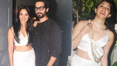 These Stars were seen partying, Kiara Advani Birthday Celebrations were on high!