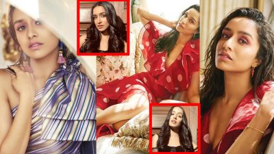 Shraddha sparked a new steamy photoshoot for this magazine!