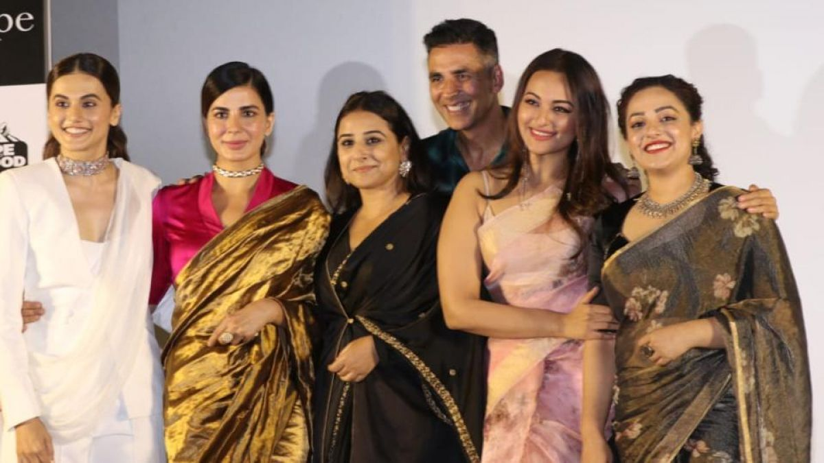 'Mission Mangal' Finishes Shooting In 32 Days, Akshay said- Women are Better And Stronger Than Men!