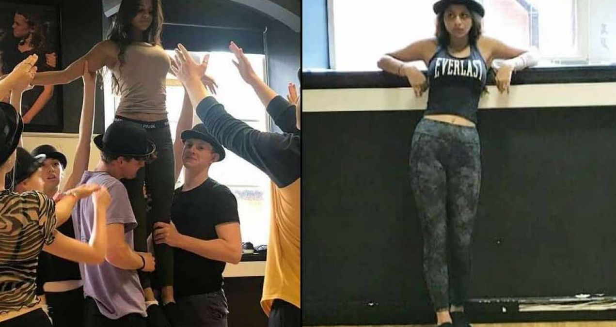 Shah Rukh's daughter used to do these things in London; shared photos!
