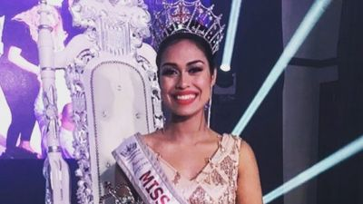 This 23-year-old doctor raises brings laurels to the country by winning the Miss England title