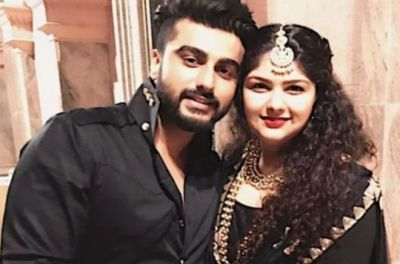 Arjun Kapoor's sister spoke first time about Malaika...thinks this about her!