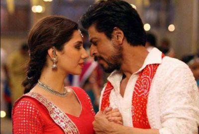 शाहरुख़ पर पाक एक्ट्रेस का बड़ा बयान, कहा- उन्हें देखती हूँ तो मेरे पेट में...'