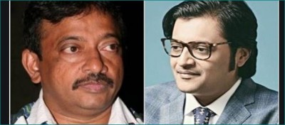 Ram Gopal Varma gets trolled for targeting Arnab Goswami