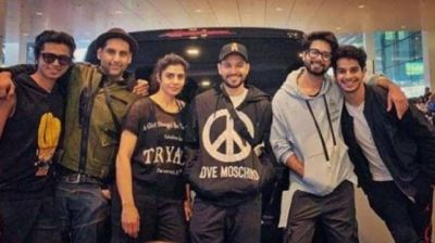 Shahid celebrated Friendship Day with Bollywood friends abroad, the video came out!