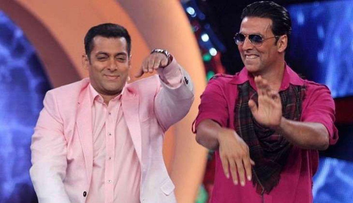 No movie clashes between Akshay-Salman, Khiladi Kumar becomes happy!