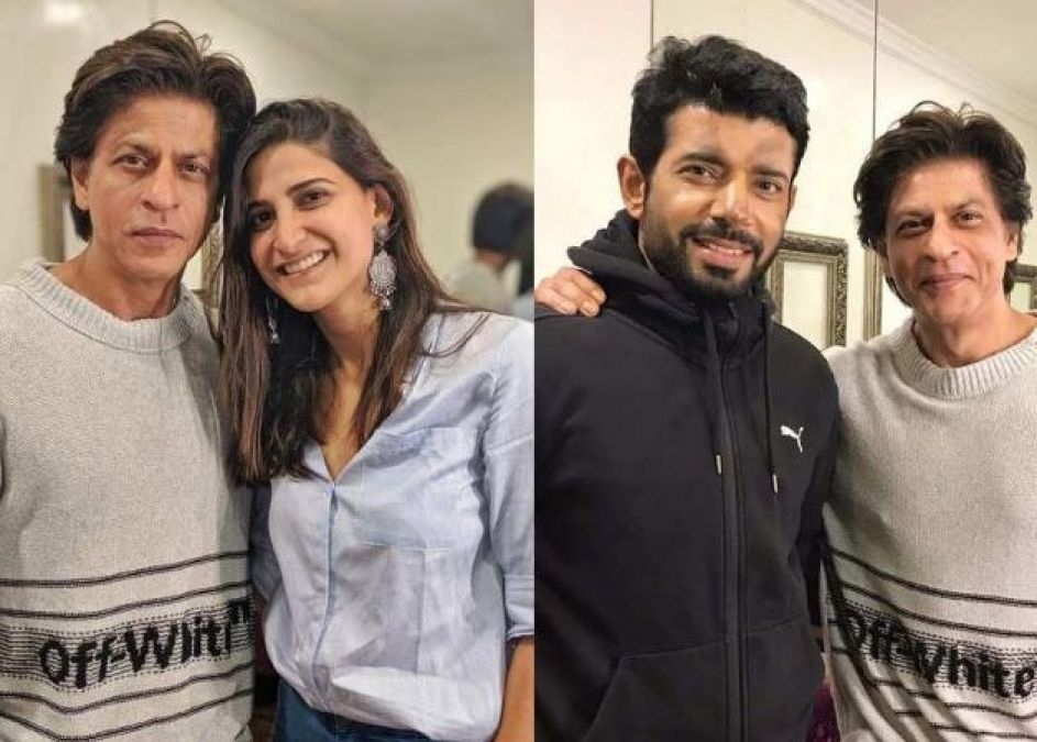 The shooting of Shah Rukh's horror-comedy show completed, see photos!