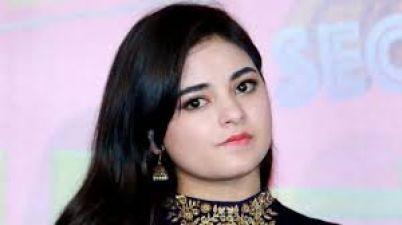 जम्मू-कश्मीर पर जायरा वसीम का ट्वीट, यह वक्त भी गुजर जाएगा