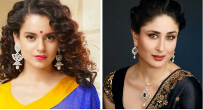 Kangana Ranaut angry at Kareena Kapoor's nepotism statement