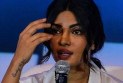 After the cigarette puff, Priyanka did something that Fans had to say,