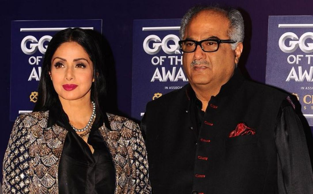 With this film Bonnie Kapoor fulfilled Sridevi's dream; read on!