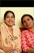 Janhvi Kapoor shares BTS video of becoming Gunjan Saxena