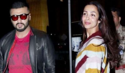 Arjun-Malaika were spotted on the airport in this way!