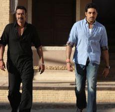 Ajay-Abhishek to make a splash once again after 'Bol Bachchan'