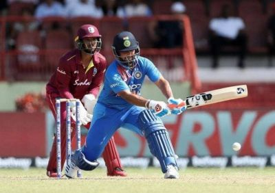 Rishabh Pant did this on the last ball, Fans shouted 'Dhoni...'