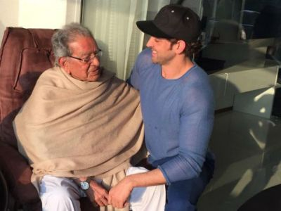 Hrithik Roshan's maternal grandfather passes away, actor tweeted this