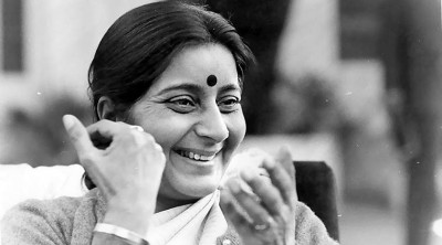 Kangana credited late Sushma Swaraj for saving Bollywood from Underworld