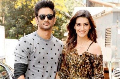 Kriti Sanon shares post, fans are connected to Sushant Singh Rajput case