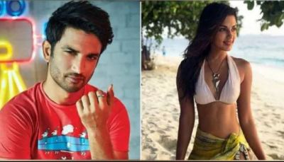 Is Sushant Singh madly in love with Riya? The actor gave this answer!