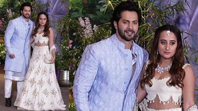 So Varun Dhawan secretly got engaged to his girlfriend!
