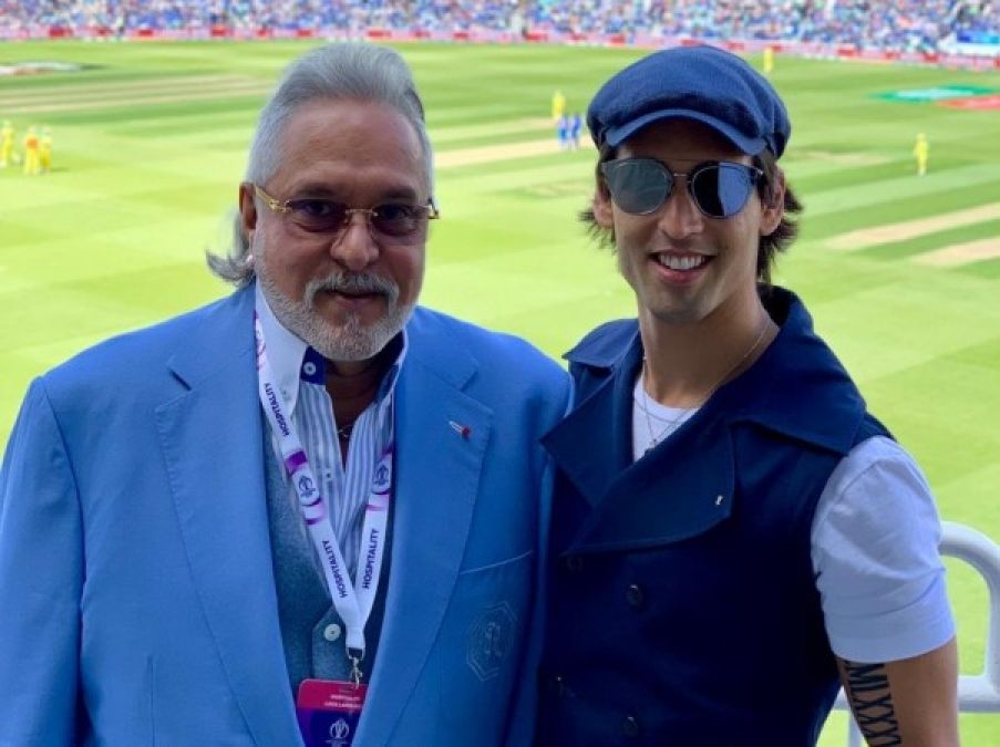 Siddhartha, son of fugitive Mallya, has been away from alcohol for a year, people praise!