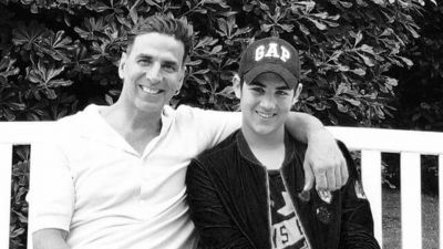 Akshay Kumar takes such knowledge from son Arav, said this in his praise!