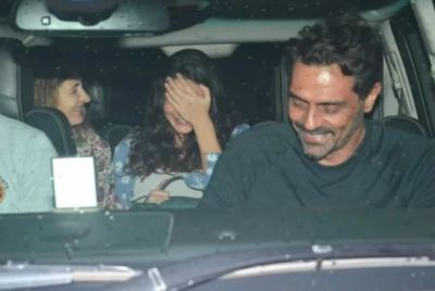 Arjun Rampal's Bonding With His Girlfriend's Parents Is So Special, See Photos!