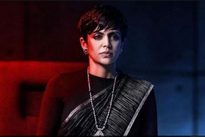 Mandira Bedi was looking quite impressive in the poster of Saaho!