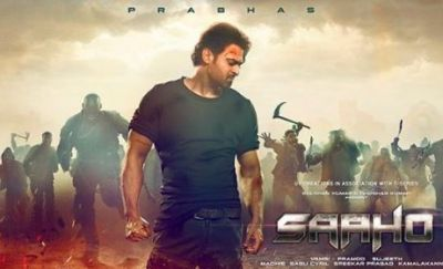 Before the trailer, Makers shared Saaho's action poster, such as the look