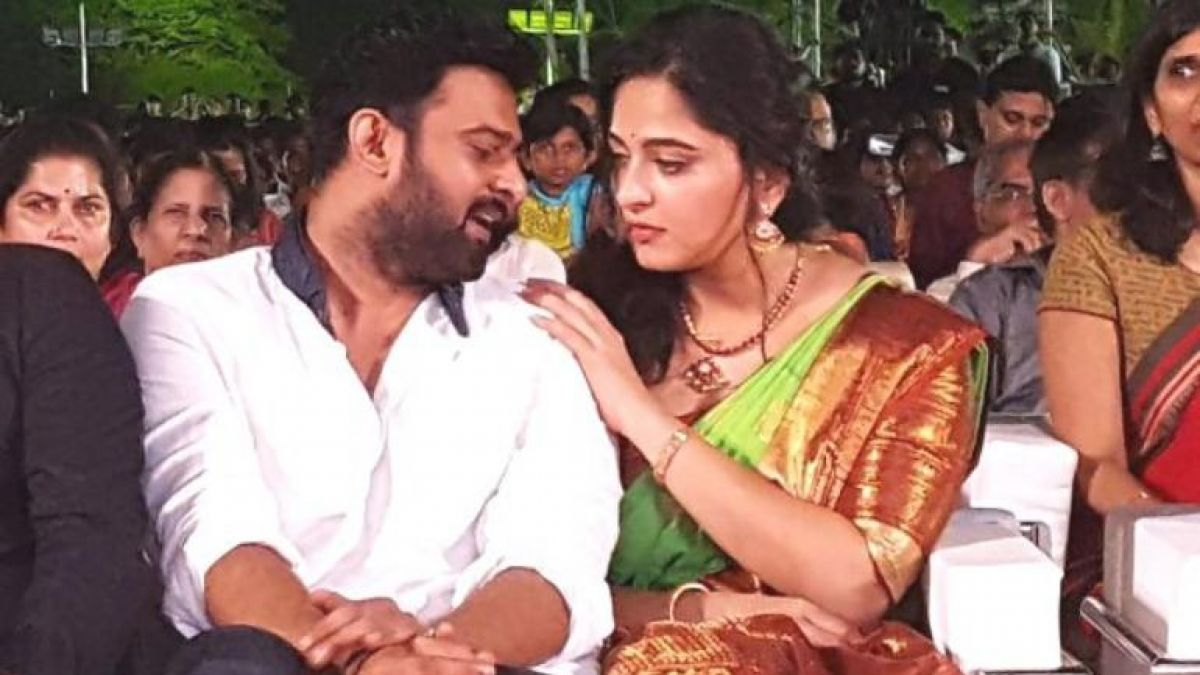 Image result for prabhas and anushka