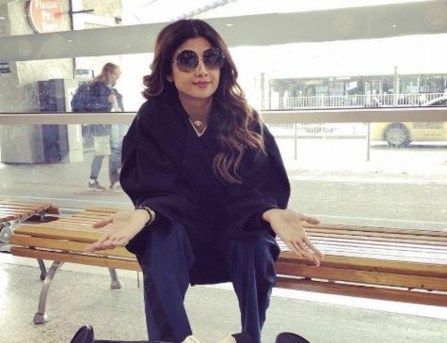 ढीली जीन्स के कारण ट्रोल हुई शिल्पा शेट्टी, लोगों ने किये फनी कमैंट्स