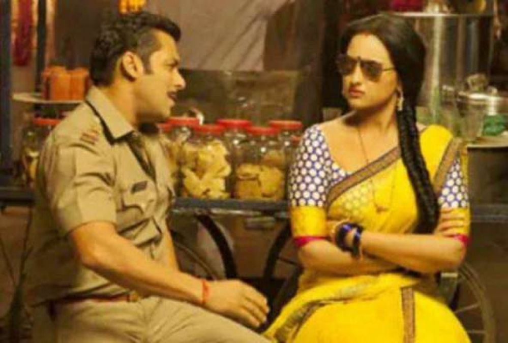Sonakshi's big reveal was the condition put by Salman to work in Dabang!