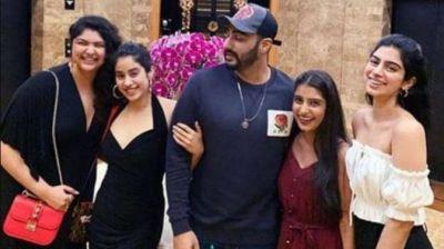 Arjun, seen with sisters before the Raksha Bandhan, see the special bonding!