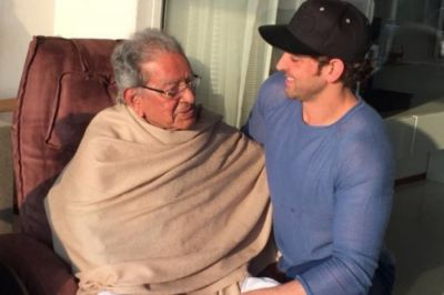 Why did Hrithik's grandfather ever use the letter 'A' to name his films?