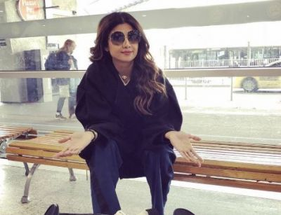 Shilpa Shetty got Trolled after wearing Loose Jeans, People post funny comments!