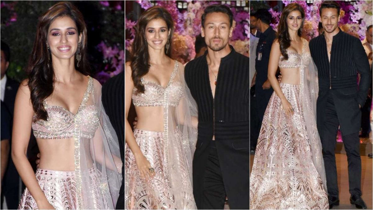 Tiger Shroff finally breaks silence on his relationship with Disha Patani