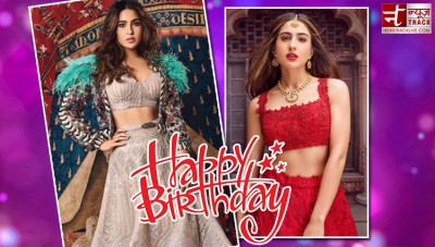 Birthday: Sara Ali Khan is the perfect example of beauty with brain
