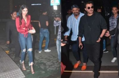 Reena Marwah's birthday party saw the entire Kapoor family, but did not see the most special face!