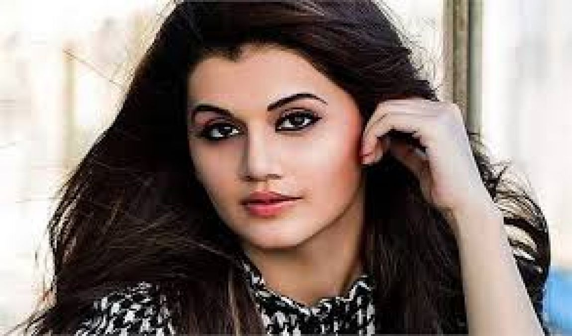 Age doesn't matter, whether it's 32 or 42: Tapsee Pannu