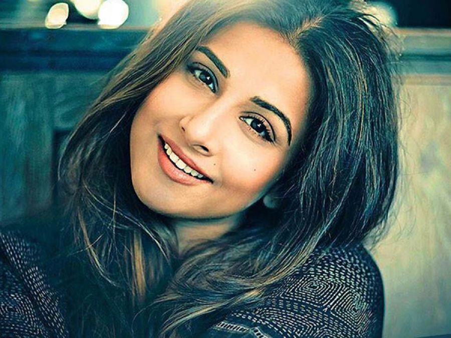 The life of Vidya, which passed through a lot of difficulties, said,